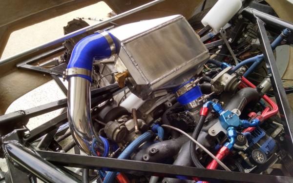 Air To Water Intercooler Awic Zero Decibel Motorsports