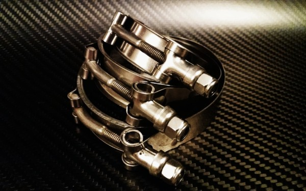T bolt clamps zero decibel motorsports