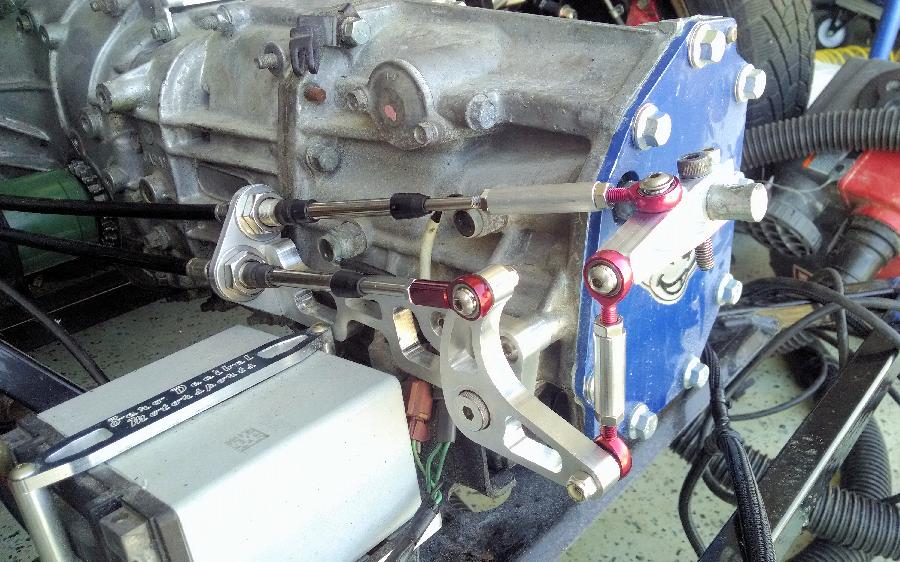 Bell Crank Shifter 5spd Zero Decibel Motorsports